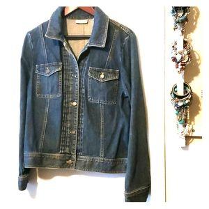 Valerie Stevens Jean jacket
